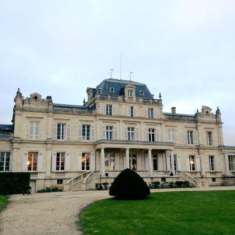 Château Giscours 3 façade