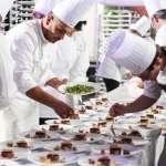 Nuit des Etoiles de la Fondation Bergonié en cuisine
